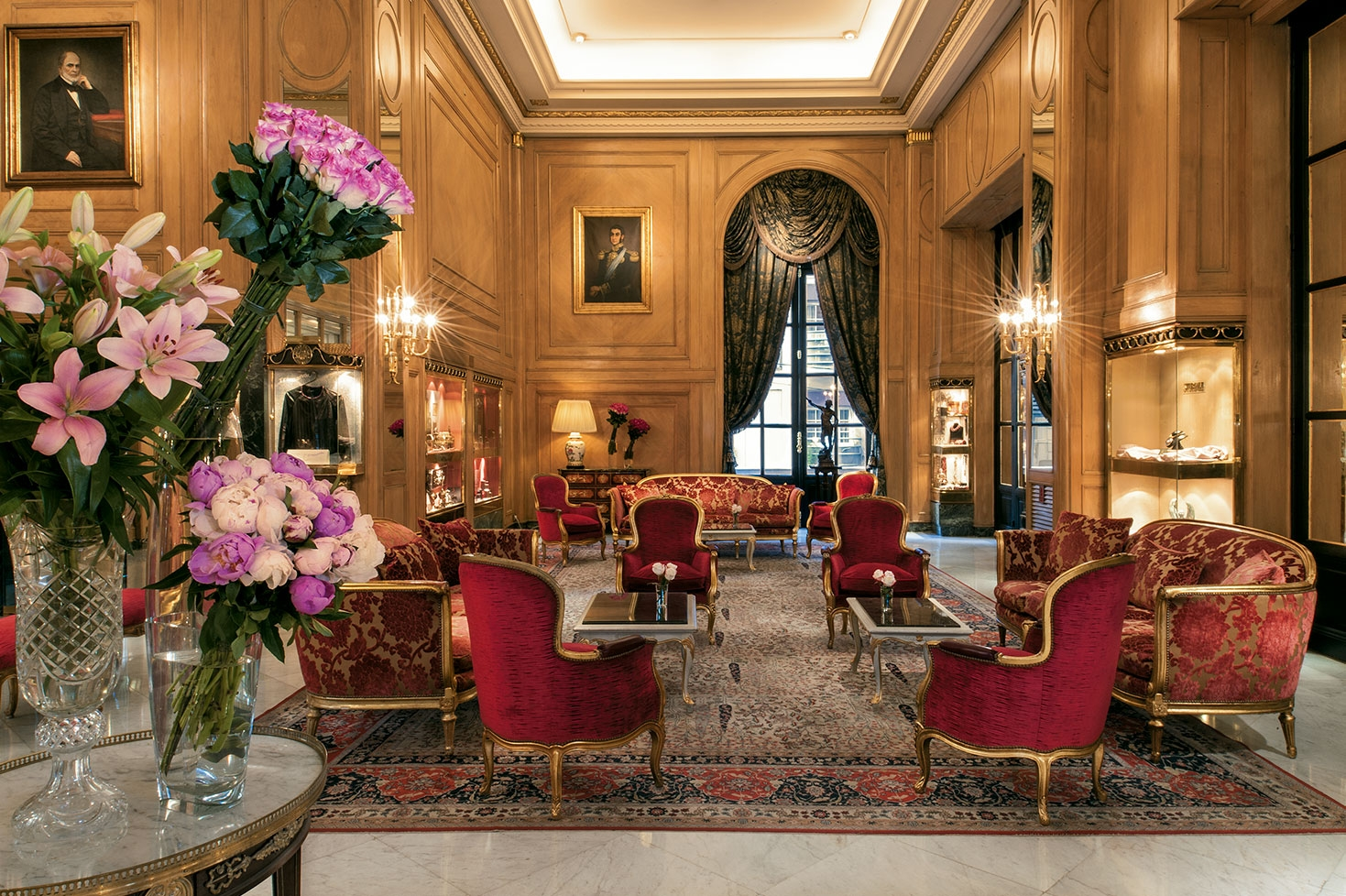 Hotel Alvear Palace - Buenos Aires